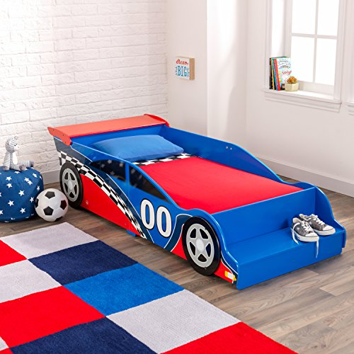 Race Car Toddler Bed - Buy Online in UAE. | Toys And Games ...