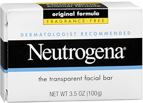 Neutrogena Transparent Original Formula Fragrance