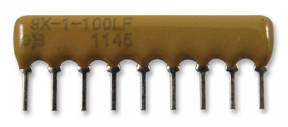 Bourns 100K Resistor Network 4609X-101-104LF