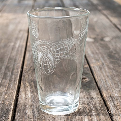 16oz With Great Booze Beer Glass PARTY SET