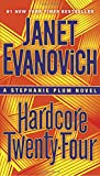 Book cover from Hardcore Twenty-Four: A Stephanie Plum Novel by Janet Evanovich