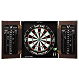 Viper STADIUM DARTBOARD CABINET w/SHOT KING SISAL DARTBOARD