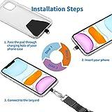 OUTXE Phone Lanyard - 4× Pads, 1× Adjustable Neck