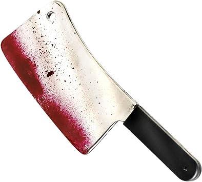 Horror-Shop Maldito Cuchillo De Carne: Amazon.es: Juguetes y juegos
