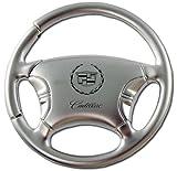 Cadillac Steering Wheel Key Chain - Key Fob