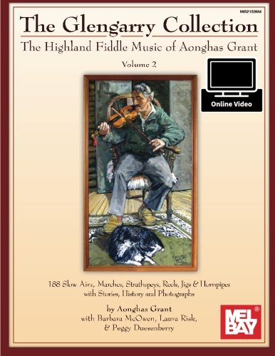 : The Highland Fiddle Music of Aonghas Grant Volume 2 ()
