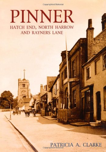 Pinner, Hatch End, North Harrow and Rayners Lane pdf