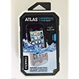 Incipio Atlas Waterproof Ultra-Rugged Case for iPhone 5/5s - Retail Packaging - Black/Gray