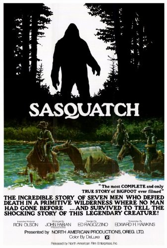 Sasquatch, the Legend of Bigfoot 27x40 Movie Poster (1979)