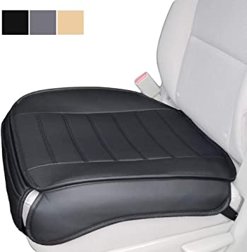 Child Car Seat Protector 2 Stage Baby Leather Cover Pad Auto Cushion Mat Black