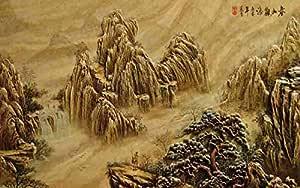 Print.ElMosekar Canvas Wallpaper 270 centimeters x 320 centimeters , 2725613516998