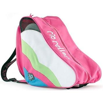 Rio Roller Roller Skate Bag - Borse da spiaggia Unisex Adulto, Multicolore (Skate), 24x15x45 cm (W x H L) RIO506