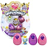 Hatchimals Colleggtibles, Royal Multipack with 4 & Accessories, For Kids Aged 5 & Up (Styles May Vary)