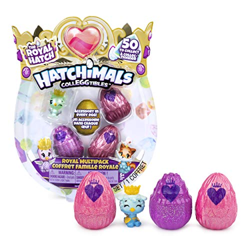 Hatchimals Colleggtibles Royal Multipack Now $5.76