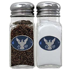 Siskiyou Sports SSHK17 Navy Salt & Pepper Shakers