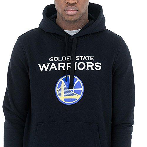 Nueva State Golden Ref Hoodie negro Warriors Era 11530759 aqSBagpx