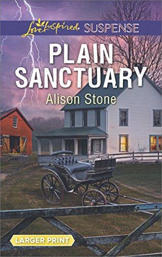 Plain Sanctuary (Love Inspired Suspense Large Print)