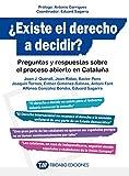 Este libro ofrece una visión completa y exhaustiva acerca de la consulta convocada en Cataluña. La Consulta plantea incógnitas de diversa índole que se responden en esta obra desde distintos ángulos y prismas, ofreciendo una visión concatenad...