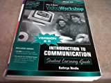 VideoWorkshop for Introduction to Communication, Allyn and Bacon Staff, 0205439012