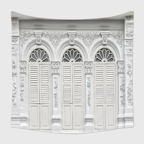 Home Decor Tapestry Wall Hanging Sino Portuguese Architecture Of Many The Buildings In Phuket Town These Old Buildings Have Been 259501016 For Bedroom Living Room Dorm