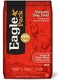 Eagle Pack Large & Giant Breed Chicken & Pork Natural Dry Dog Food, 30-Pound Bag