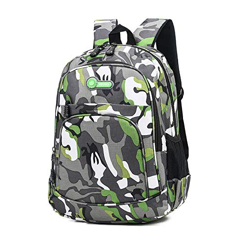 Fashion Pupils Waterproof Blue free Bag Environmental Travel Colorless And green Kindergarten Pollution Trend Protection Bag Shoulder Wear Picnic Zhjb Outdoor Camouflage R5Iq8I