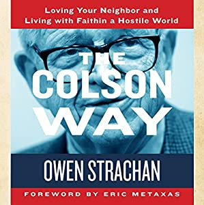 The Colson Way Audiobook
