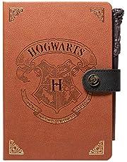 Grupo Erik CBA5001 A5 Bullet Journal Harry Potter - Lederen Notitieboek met Pen