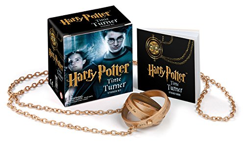 Harry Potter Time Turner Sticker Kit (RP Minis) (Hermione Granger Harry Potter And The Deathly Hallows)