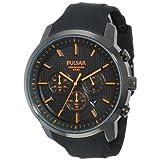 Seiko Men's PT3207 Pulsar Chronograph Watch