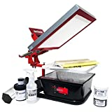 Merchmakr All-in-One Screen Printing Kit for T-Shirts
