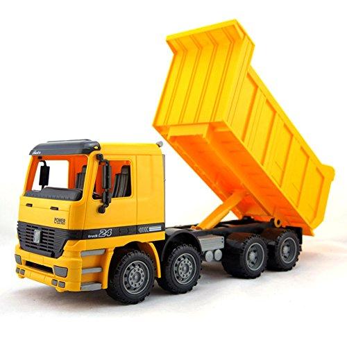 KAWO Children Inertia Tipper Truck Transport Ca...