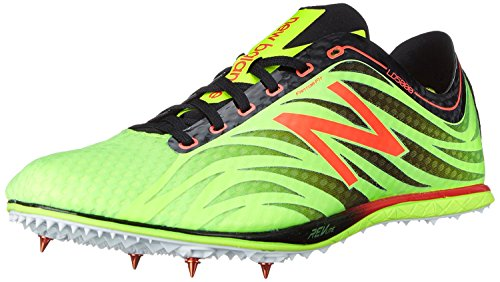New Balance MenS LD5000V3 Track Spike Shoe, Verde, 49 EU/13.5 UK