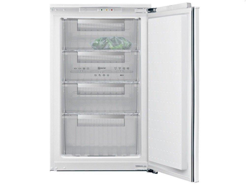 Neff G5624X8 - Congelador (Vertical, Incorporado, Color blanco, 96L, 106L, 12 kg/24h) GL 245