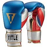 TITLE Boxeo Money Metallic Training Gloves