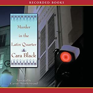 Murder in the Latin Quarter Audiobook