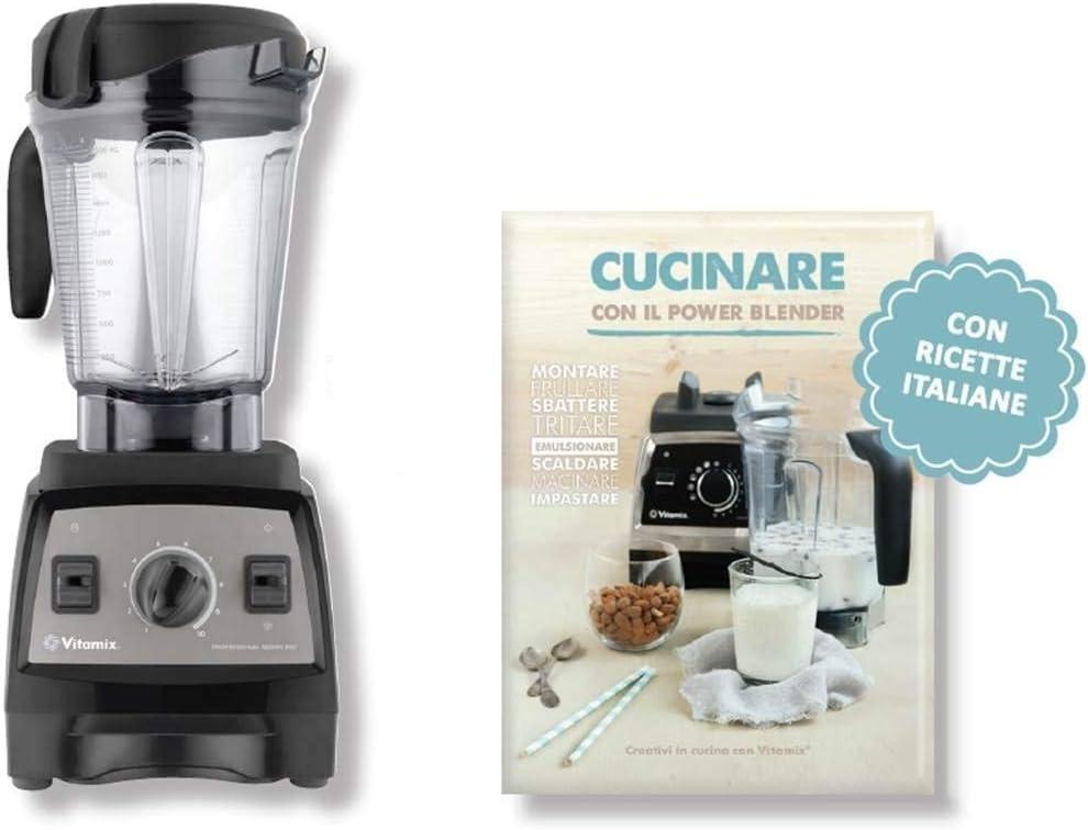 Vitamix - Blender Pro 300 + Cookbook with Receipts in Italian ...