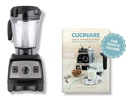 Vitamix - Blender Pro 300 + Cookbook with Receipts in Italian