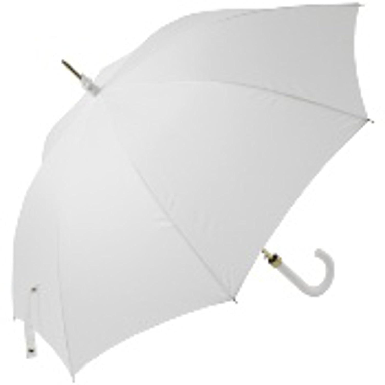 Eva Wedding Umbrella in White