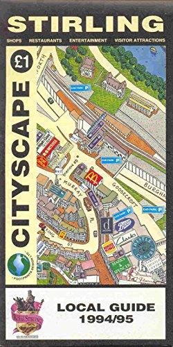 Stirling Cityscape (Scotland Cityscape Maps)