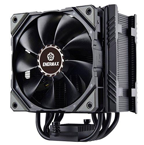 30 opinioni per Enermax raffreddamento CPU ETS-T50 AXE D.F.Pressure, Nero