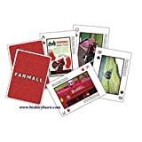 Farmall Tractor Collectible Playing Cards