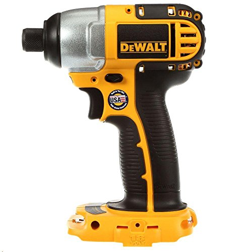 Dewalt DC825BR 18V Cordless 1/4 in. Impact Driver (Bare Tool) (Certified Refurbished) (18v Impact Driver)