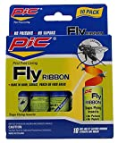 Pic FR10B Sticky Fly Ribbons, 20-pack
