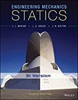 Engineering Mechanics – Statics, 8th Edition SI Version Front Cover