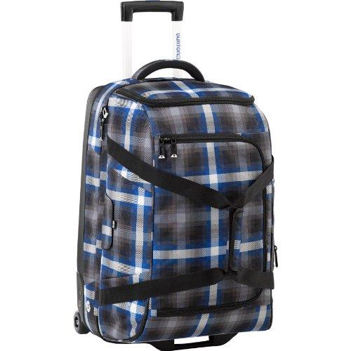 Burton Wheelie Cargo (Cobalt Springer Plaid), Bags Central