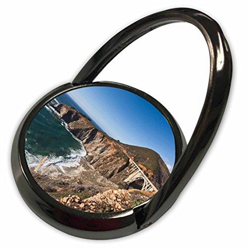 Bixby Key (3dRose Danita Delimont - Coastlines - California, Big Sur, Coastline, Bixby Bridge - US05 WBI1195 - Walter Bibikow - Phone Ring (phr_88712_1))