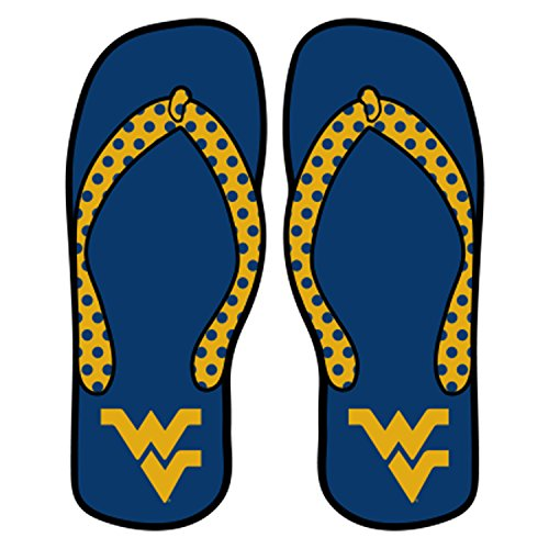 Craftique West Virginia Decal WV FLIP Flop Decal 4