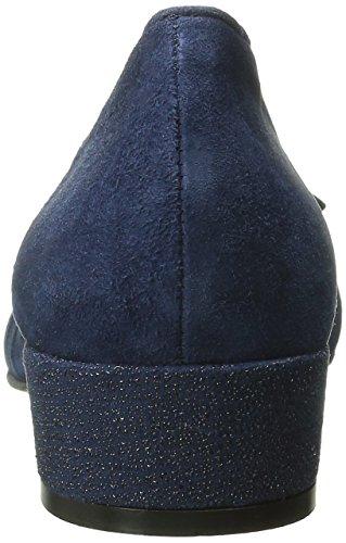 Andre Assous Mujeres Vera Dress Pump Azul Marino