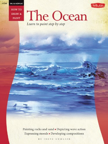 Oil: the Ocean (How to Draw & Paint/Art Instruction Prog)